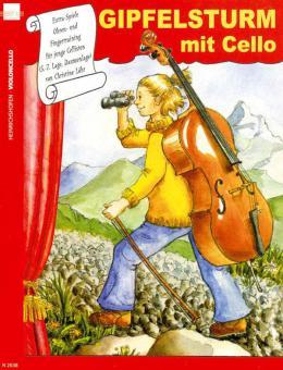 Gipfelsturm mit Cello