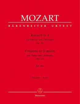 Klavierkonzert Nr. 20 d-Moll KV 466