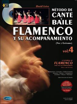 Metodo de Cante y Baile Flamenco Vol. 4