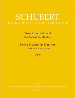 Streichquartett d-Moll D 810