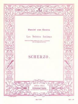 Scherzo Op. 12