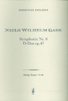 Symphonie Nr. 8 in D-Dur op. 47