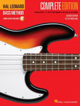 Hal Leonard Bass Method