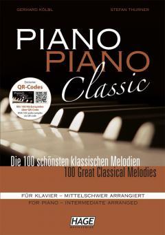 Piano Piano Classic - mit QR-Codes
