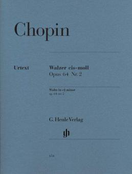 Walzer cis-moll op. 64,2