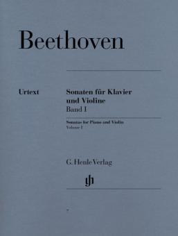 Sonaten für Klavier und Violine Band 1