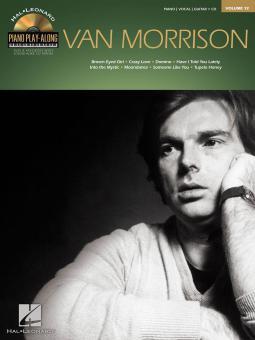 Piano Play-Along Vol. 72: Van Morrison