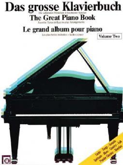 Das große Klavierbuch Band 2