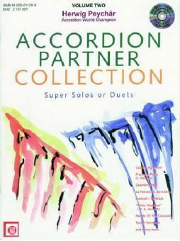 Accordion Partner Collection Vol. 2