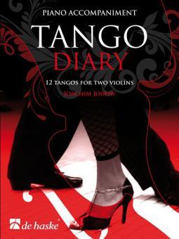Tango Diary - Piano Accompaniment