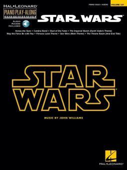 Piano Play-Along Vol. 127: Star Wars
