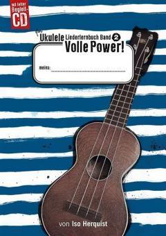 Das Ukulele Liederlernbuch Band 2
