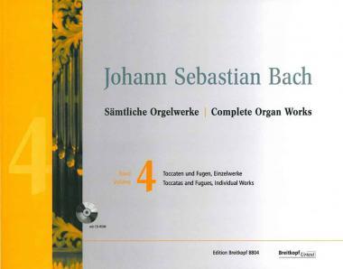 Sämtliche Orgelwerke 4