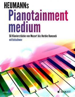 Pianotainment medium