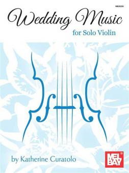 Wedding Music For Solo Violin