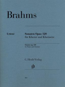 Sonaten op. 120