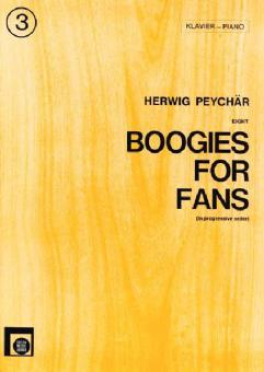 Boogies for Fans Vol. 3