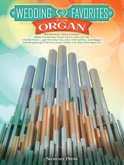 Wedding Favorites for Organ