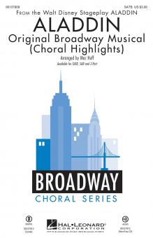 Aladdin (Choral Highlights)