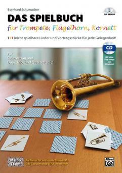 Das Spielbuch für Trompete, Flügelhorn und Kornett