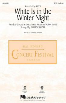 White Is in The Winter Night