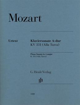 Klaviersonate A-dur KV 331 (300i)