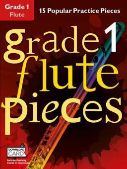 Grade 1 Flute Pieces (+Download Card)