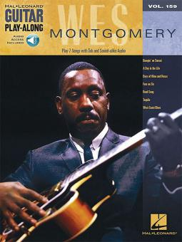 Guitar Play-Along Vol. 159: Wes Montgomery