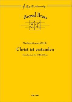 Christ ist erstanden (Choralfantasie)