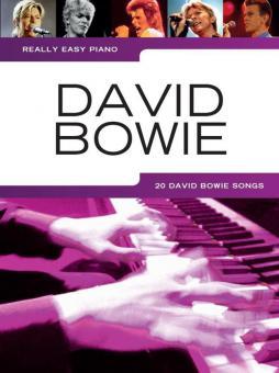 Really Easy Piano: David Bowie
