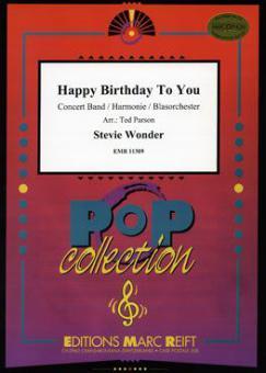 Happy Birthday To YouStandard