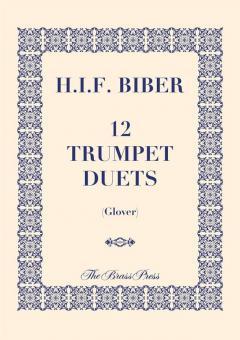 12 Trumpet Duets
