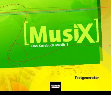MusiX: Das Kursbuch Musik 1