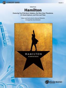 Suite from 'Hamilton'