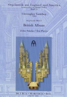British Album: 10 Stücke