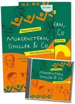 Morgenstern, Schiller & Co. - Eine Musical-Revue