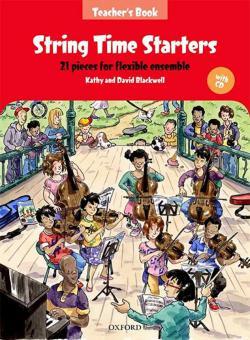 String Time Starters - Teacher's Book