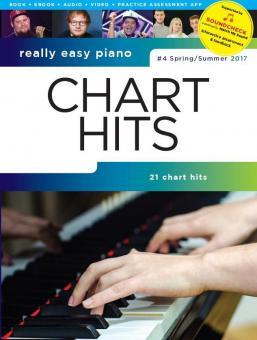 Really Easy Piano: Chart Hits 4