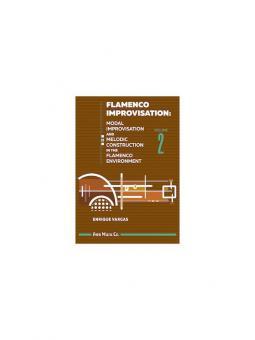 Flamenco Improvisation Volume 2
