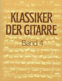 Klassiker der Gitarre Band 4
