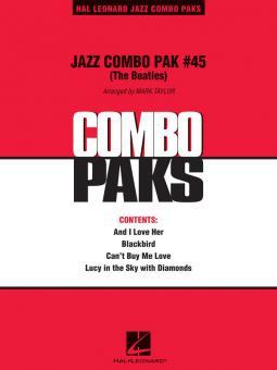 Jazz Combo Pak #45: The Beatles