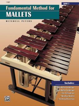Fundamental Method For Mallets Book 2