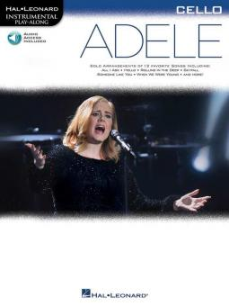 Adele - Instrumental Play Along for Cello