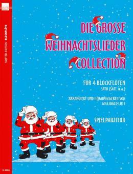 Die große Weihnachtslieder-Collection