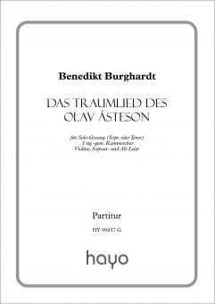 Das Traumlied des Olaf Asteson