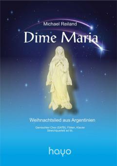 Dime Maria