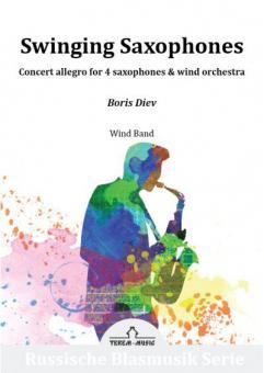 Swinging Saxophones