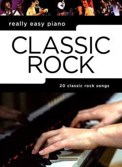 Really Easy Piano: Classic Rock