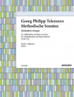 Methodische Sonaten 3Standard
