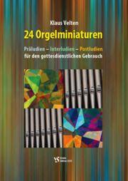 24 Orgelminiaturen